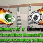Ants v Edinburgh City