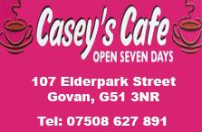 Casey's Cafe